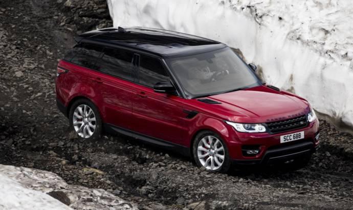 2017 Land Rover Range Rover Sport SUV