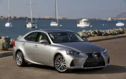 2017 Lexus IS Turbo Sedan