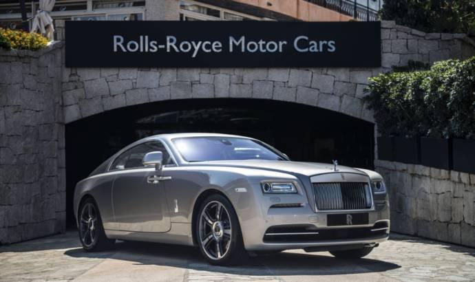 2017 Rolls-Royce Wraith Coupe