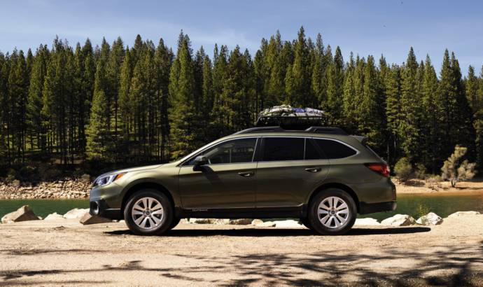 2017 Subaru Outback Wagon