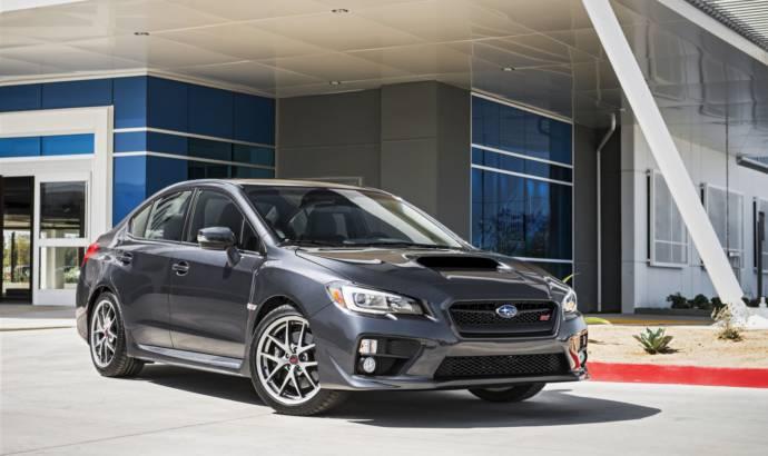 2017 Subaru WRX STI Sedan
