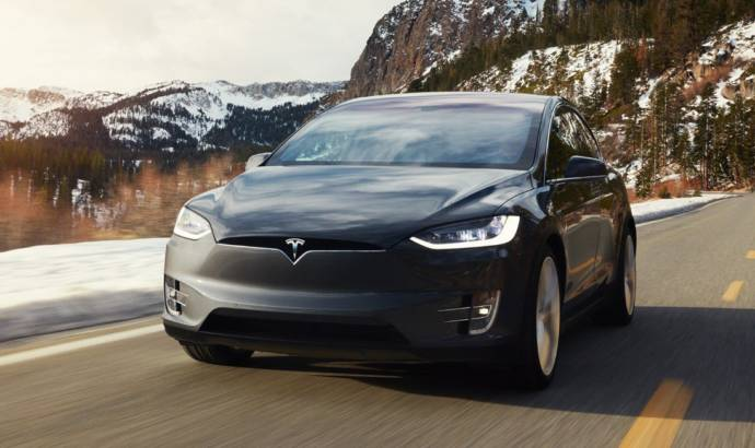 2017 Tesla X SUV