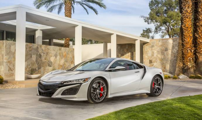 2018 Acura NSX Coupe