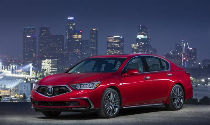 2018 Acura RLX Sedan