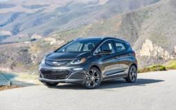 2018 Chevrolet Bolt EV Hatchback