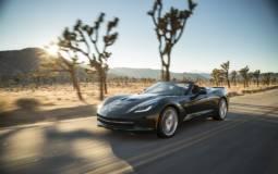 2018 Chevrolet Corvette Convertible
