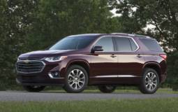 2018 Chevrolet Traverse SUV
