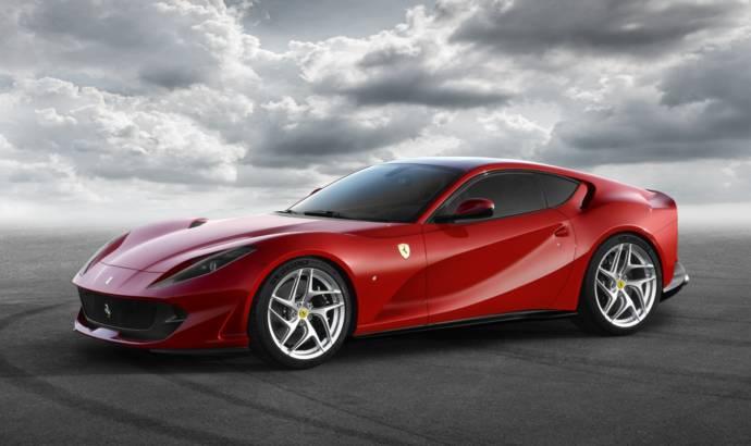 2018 Ferrari 812 Superfast Coupe
