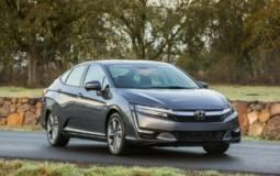 2018 Honda Clarity Sedan