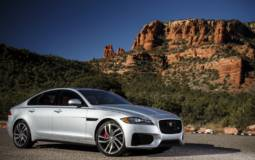2018 Jaguar XF Sedan