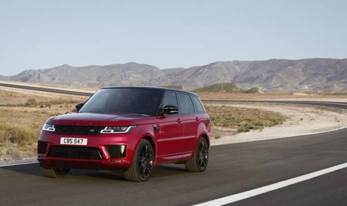 2018 Land Rover Range Rover Sport SUV