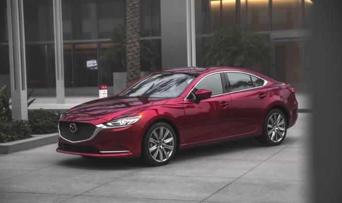 2018 Mazda 6 Sedan