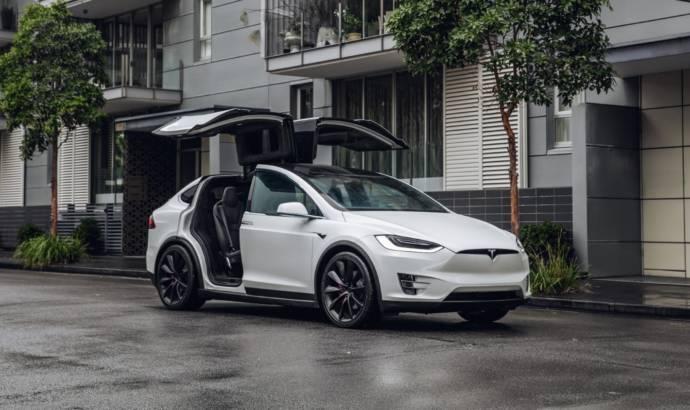 2018 Tesla X SUV