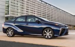 2018 Toyota Mirai Sedan