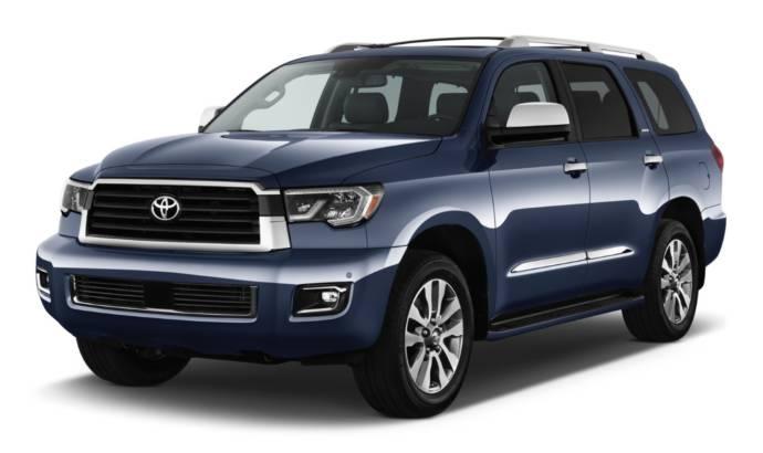 2018 Toyota Sequoia SUV