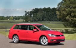 2018 Volkswagen Golf SportWagen Wagon