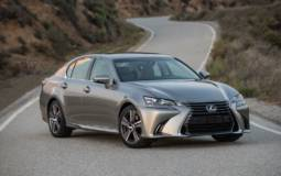 2019 Lexus GS300 Sedan