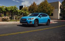 2019 Subaru Crosstrek Wagon