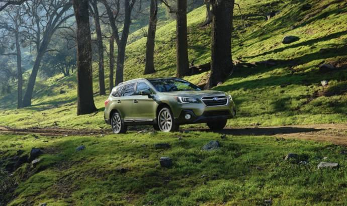 2019 Subaru Outback Wagon