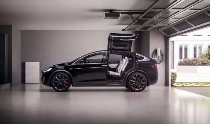 2019 Tesla X SUV
