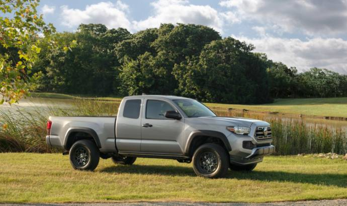 2019 Toyota Tacoma Extended Cab
