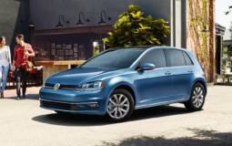 2019 Volkswagen Golf Hatchback