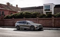 2019 Volvo V60 Wagon