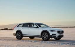 2019 Volvo V90 Cross Country Wagon