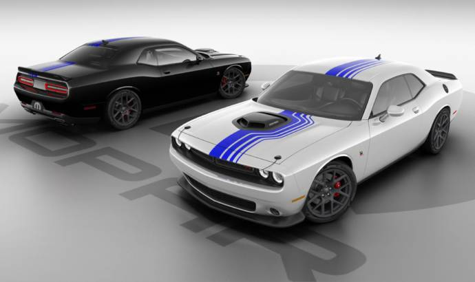 Mopar celebrates with 19 Dodge Challenger special edition