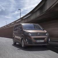 2019 Citroen SpaceTourer updates
