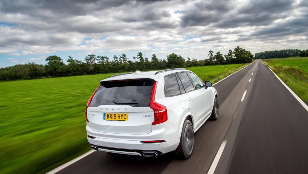 2019 Volvo XC90 updates announced   CarSession