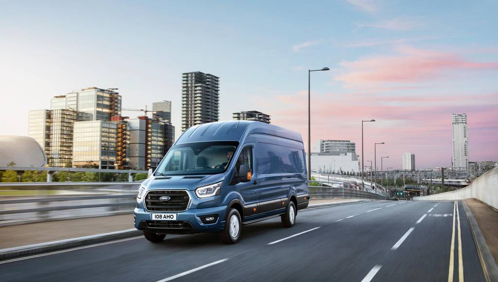 2020 Ford Transit launched in UK