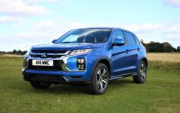2020 Mitsubishi ASX launched in the UK