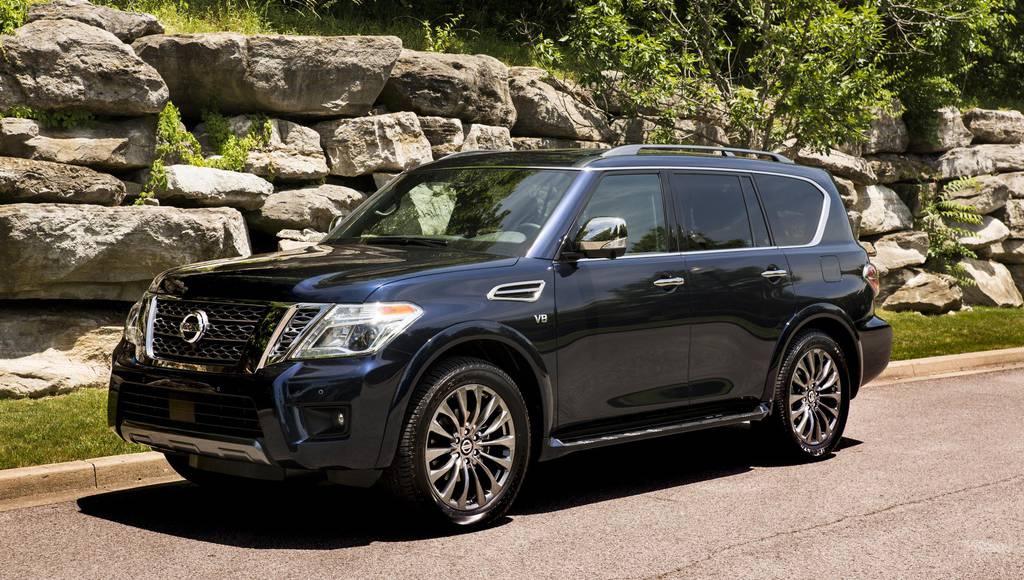 2020 Nissan Armada US pricing announced