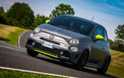 Abarth 595 Pista launched in UK