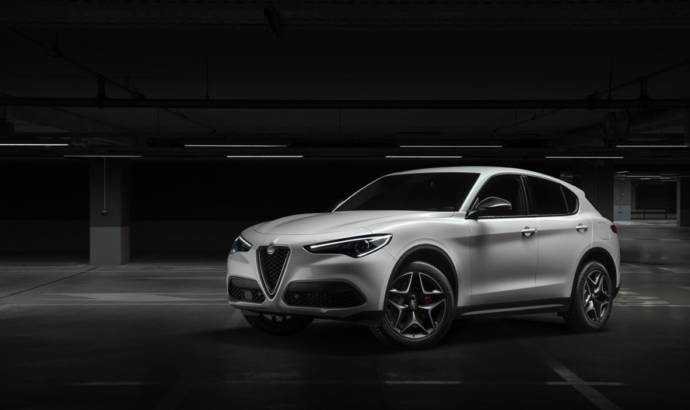 Alfa Romeo Stelvio TI officially available