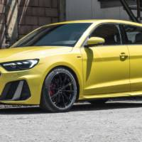 Audi A1 modified by ABT