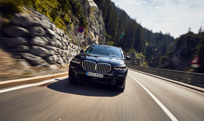 BMW X5 PHEV is ready for launch