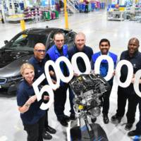 BMW builds 5 millionth engine in UK