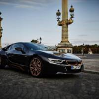 BMW i8 Ultimate Sophisto Edition marks the end of the i8