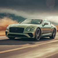 Bentley Continental GT and GT V8 updates