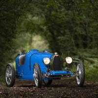 Bugatti Baby II revealed