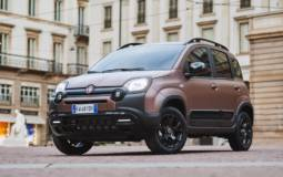 Fiat Panda Trussardi edition launched