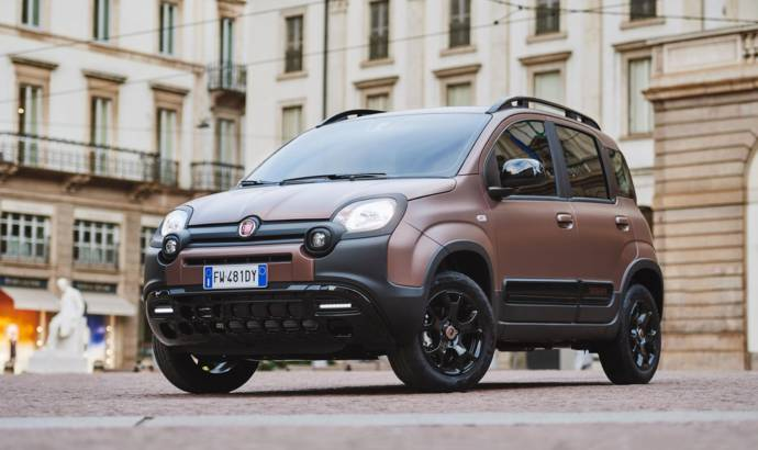 Fiat Panda Trussardi edition launched