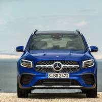 First details about the upcoming Mercedes-Benz EQB