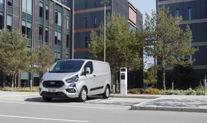 Ford Tourneo Custom Plug-In Hybrid launched in UK