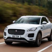 Jaguar E-Pace is now available in Checkered Flag trim
