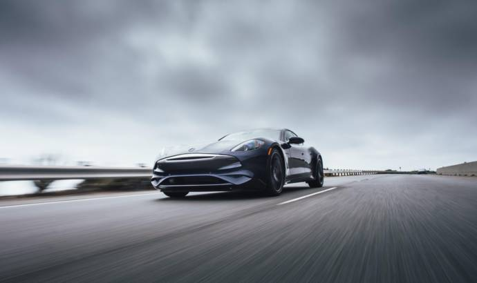 Karma develops sound for its future electric cars