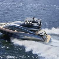 Lexus launches LY650 yacht