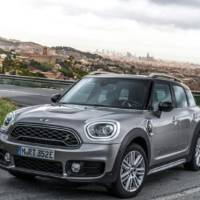 Mini Countryman PHEV has more electric range